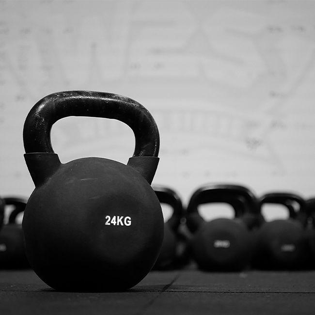 keetlebell CrossFit