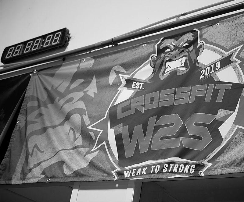 Etendar compétitions CrossFit W2S