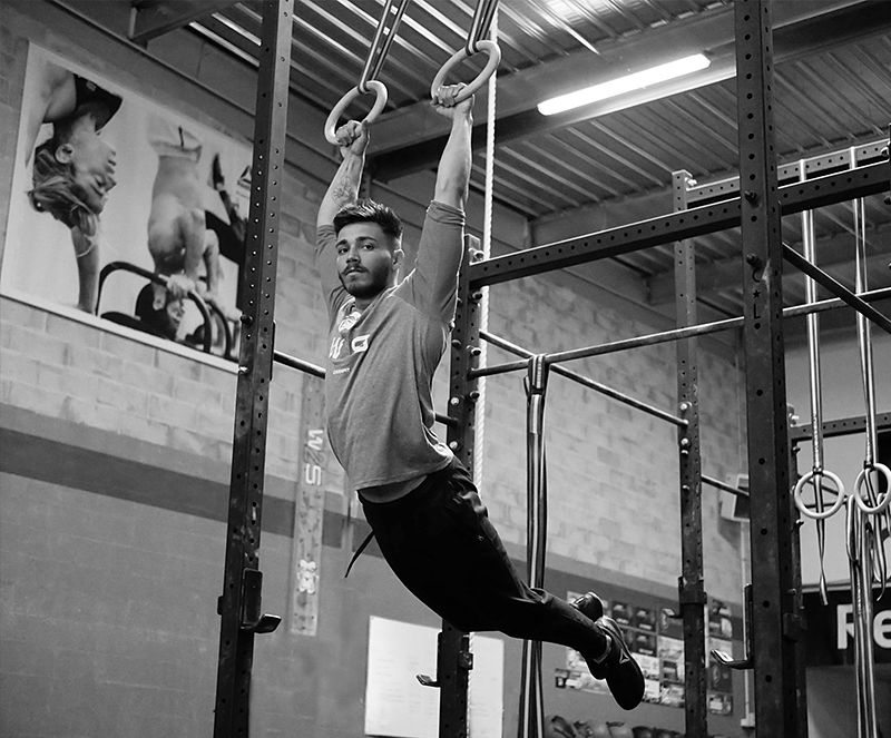 Ring Muscle Up, Box de CrossFit 91 Lisse