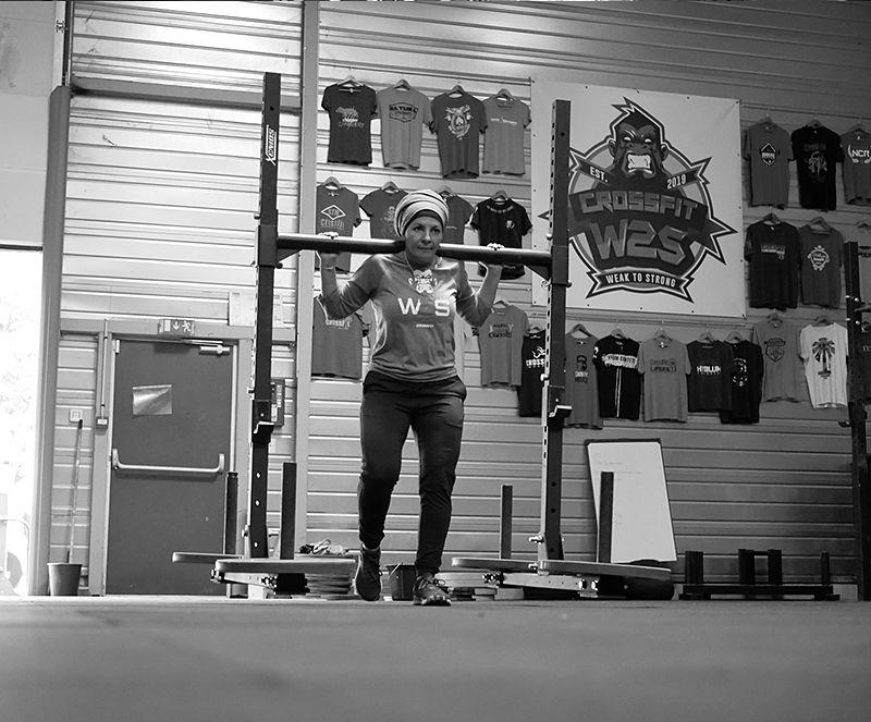 Exercices de CrossFit dans votre box sur Lisse dans le 91