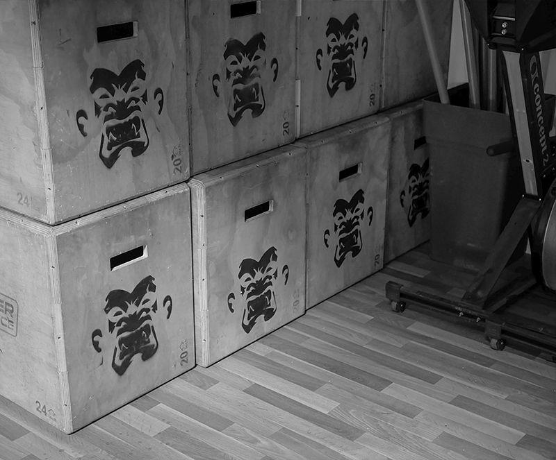 Équipements de CrossFit dans votre box situé sur Lisse en Essonne